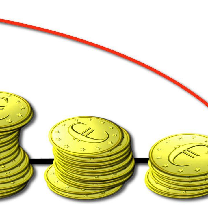 Lata kryzysu i zmniejszających się dochodów